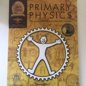 New Primary Physics book